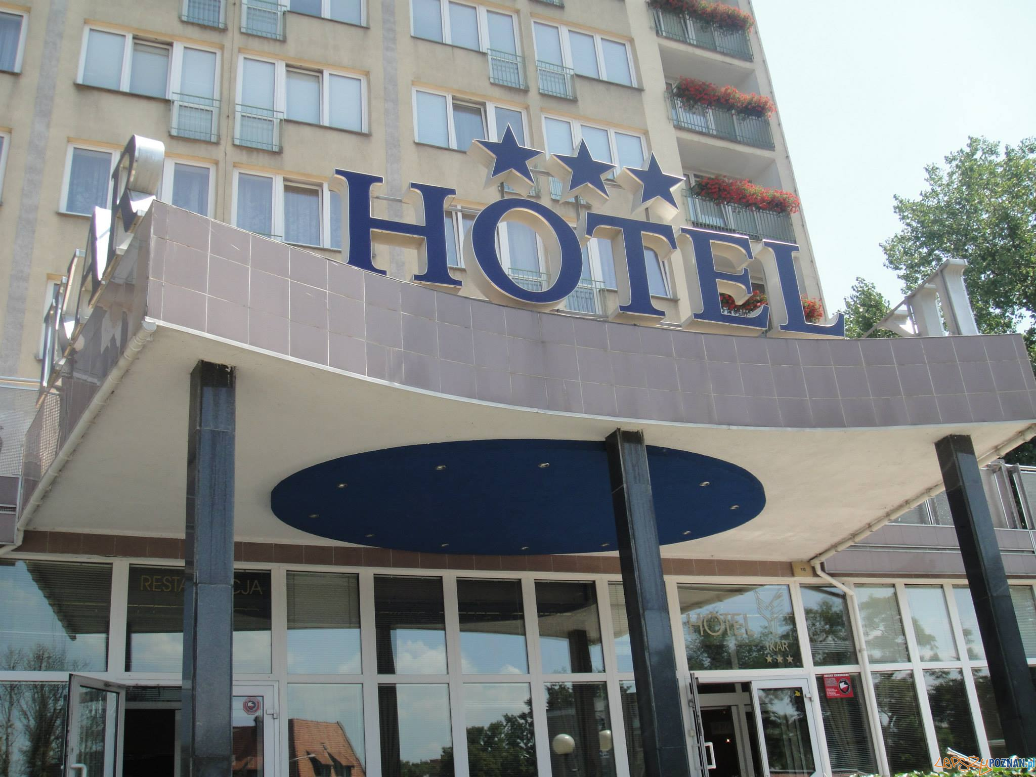 Hotel Ikar  Foto: Hotel Ikar