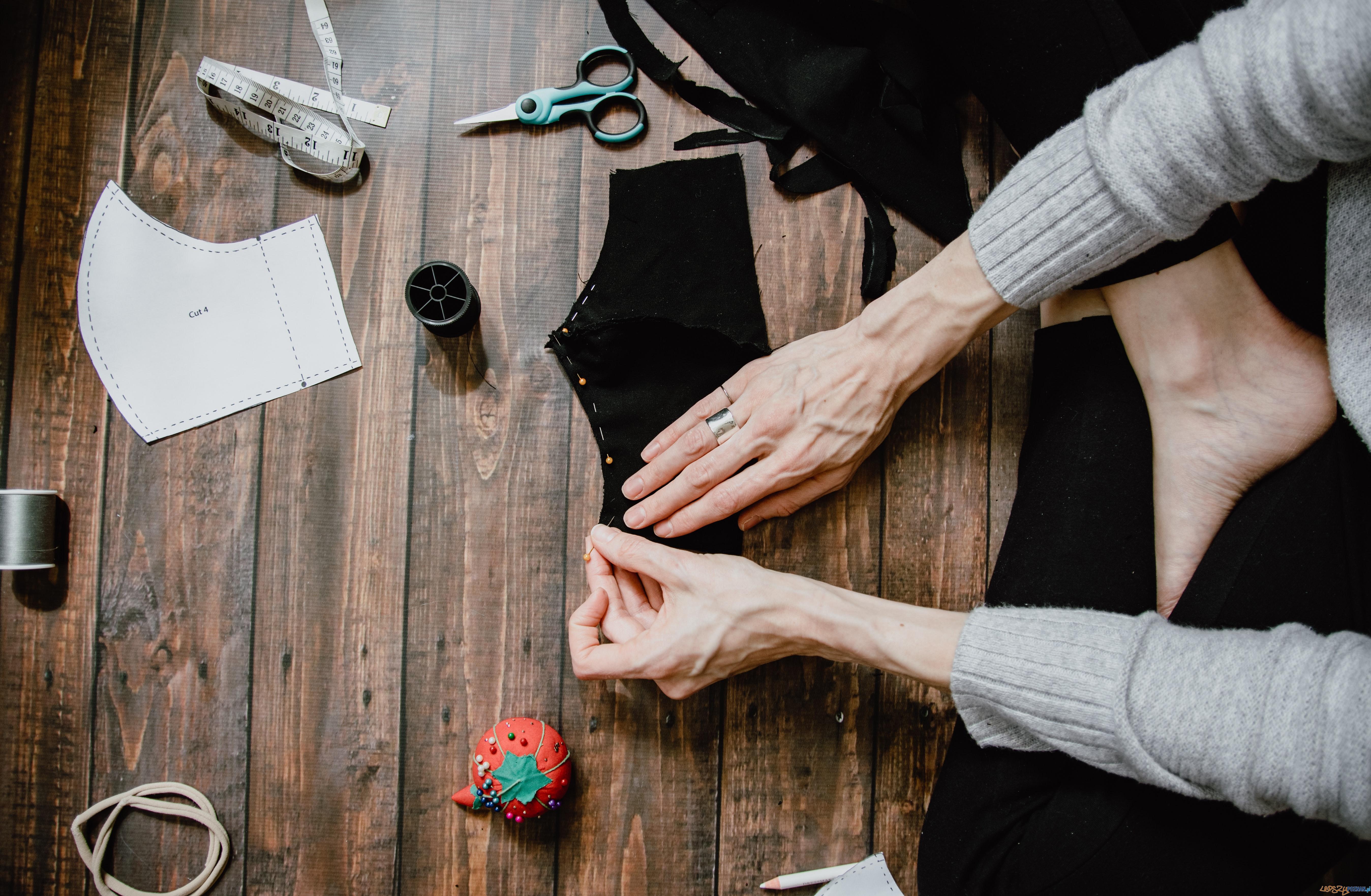 maseczki  Foto: Kelly Sikkema