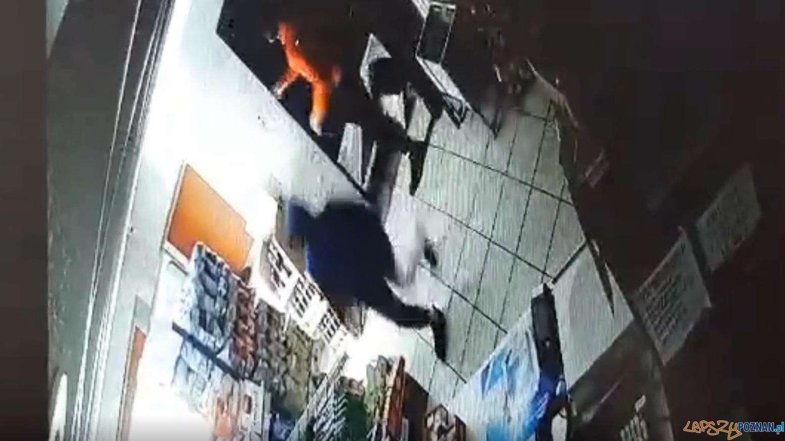 Włamywali się i kradli ćmiki i berbele  Foto: