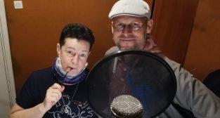 Teatr Animacji: Elżbieta Węgrzyn i Marcin Ryl Krystianowski  Foto: materaiły prasowe