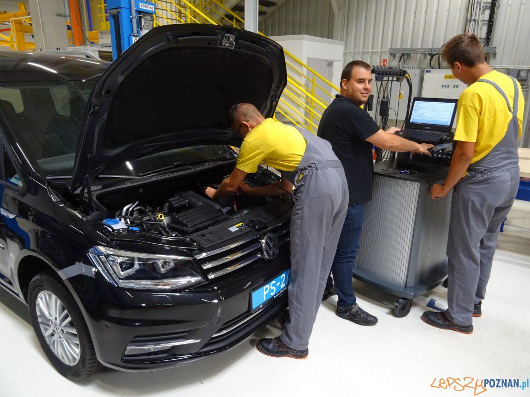 Klasy patronackie VW Foto: mat. prasowe