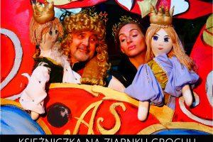 Księżniczka na ziarnku grochu  Foto: asz.teatr