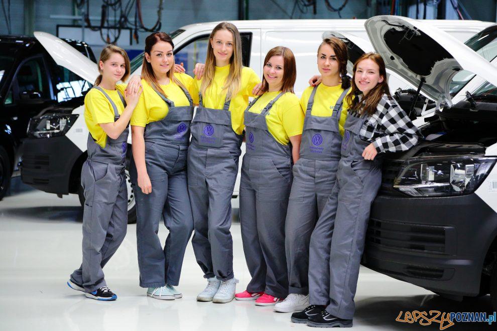 Klasy patronackie VW  Foto: VW Poznan L.Zech