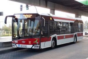 Autobus - linia 902  Foto: ZTM