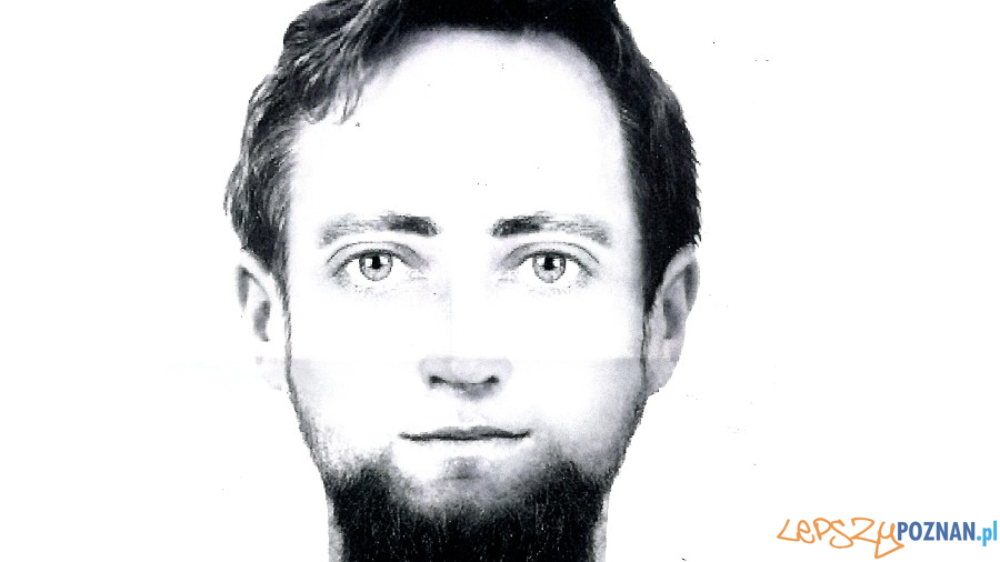 Portret pamięciowy bandyty  Foto: