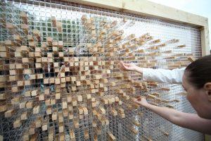 Znikający Mur  Foto: materiały prasowe