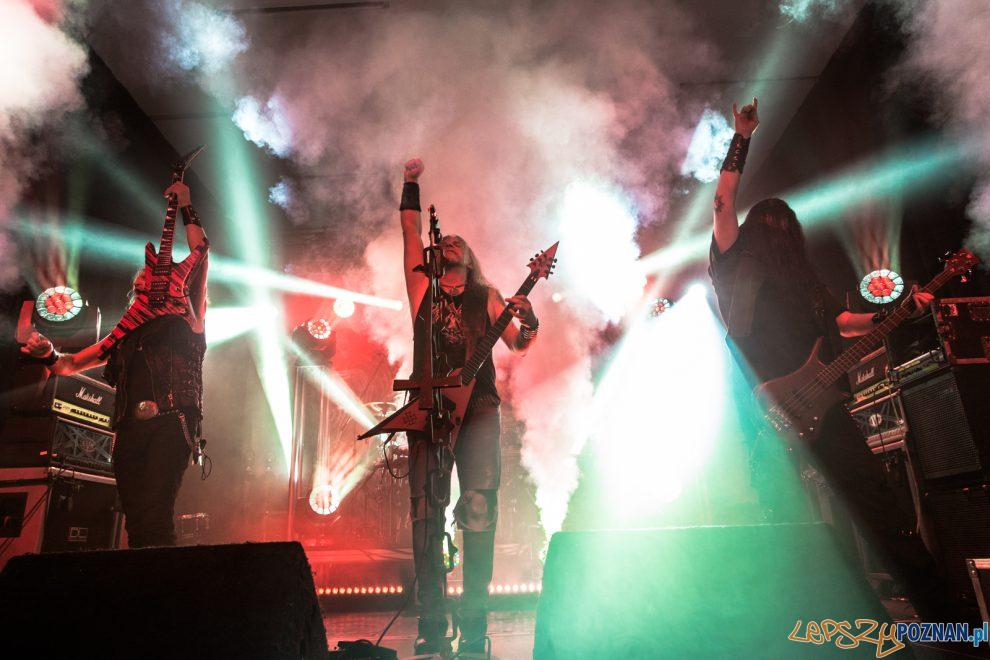 Pandemic Madness Tour 2020 (Vader) - Food Hall, Poznań 25.09.20  Foto: Paweł Rychter