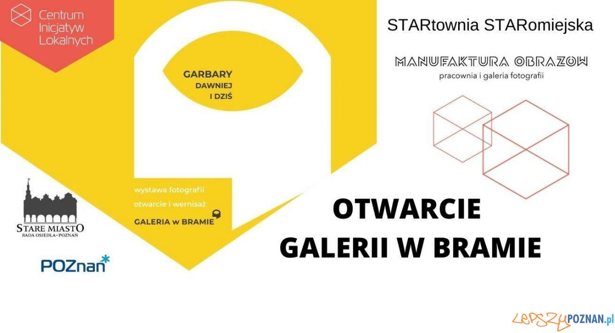 Otwarcie Galerii w Bramie Foto: materiały prasowe