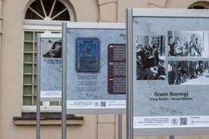 Wystawa plenerowa poświęcona Szarym Szeregom  Foto: materiały prasowe