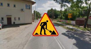 Kobylnica - przejazd kolejowy na ul. Swarzędzkiej  Foto: Google Street View