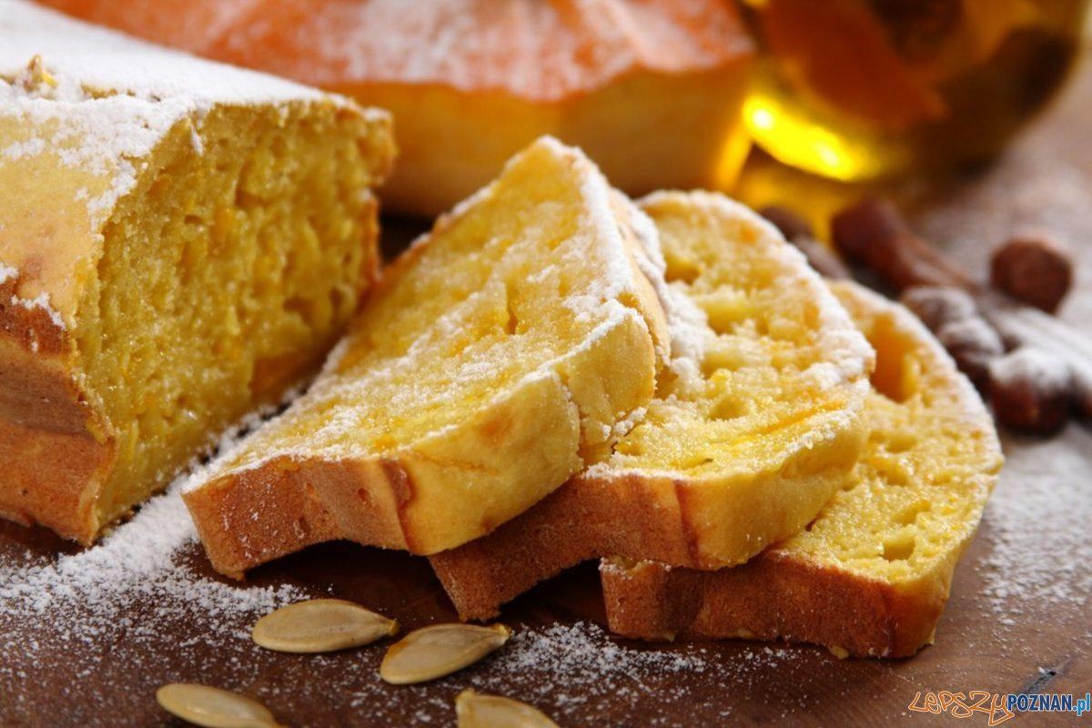 ciasto z dyni Foto: materiały praswe Knorr