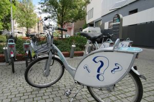 Poznański Rower Miejski  Foto: ZTM / materiały prasowe