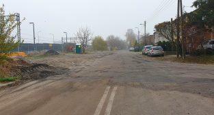 Ulica Miłowita - 21.11.2020  Foto: lepszyPOZNAN.pl / S9+