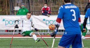 Amp Futbol Ekstraklasa  Foto: lepszyPOZNAN.pl/Piotr Rychter