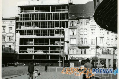 Gwarna - Lampego -  Dom Książki - przed 1975 r.  Foto: Z. Nowicki / Cyryl