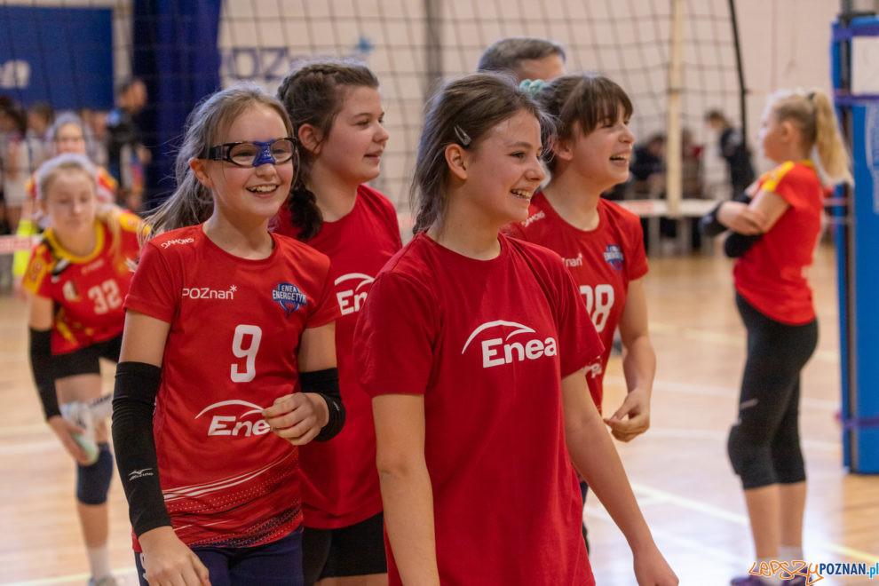 Turniej Mini Siatkówki Dziewcząt Enea Mini Cup  Foto: lepszyPOZNAN.pl/Piotr Rychter