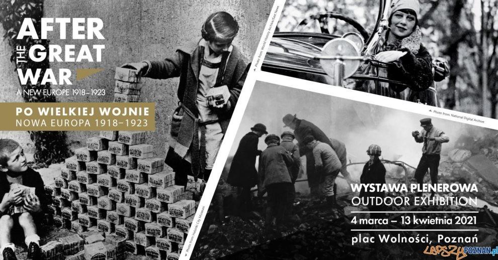 Po Wielkiej Wojnie. Nowa Europa 1918-1923  Foto: materiały prasowe