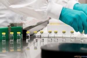 Labolatorium Johnson & Johnson, szczepionka  Foto: materiały prasowe / Johnson & Johnson