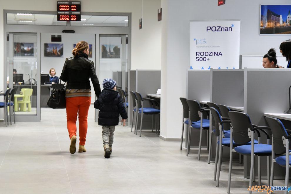 Poznańskie Centrum Świadczeń  Foto: materiały prasowe / UMP