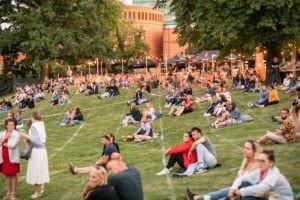 Letnie Brzmienia w Parku Starego Browaru  Foto: JakubWittchen.com / materiały prasowe