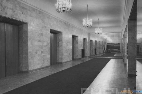 Izba Rzemieslnicza wnetrza 1969 [Witold Czarnecki Izba Cyryl] (3)  Foto: Witold Czarnecki / Izna Rzemieślnicza / Cyryl