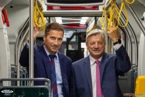 Prezes Dostani, prezes tulibacki  Foto: materiały prasowe / MPK