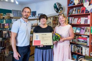 Fest księgarnia  Foto: materiały prasowe / Wydawnictwo Miejskie Posnania