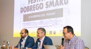 Ogólnopolski Festiwal Dobrego Smaku  Foto: lepszyPOZNAN.PL/Piotr Rychter
