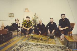 Tomasz Chyła Quintet  Foto: FB / TomaszChylaQuintet / Anna Maria Biniecka